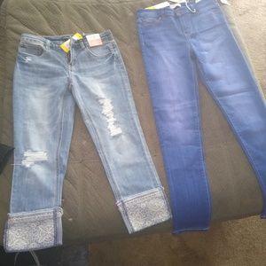 Girls Brand new Jeans